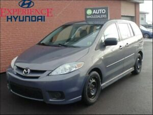2007 Mazda Mazda5 THIS WHOLESALE VAN WILL BE SOLD AS TRADED! INQ