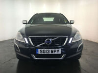 2013 VOLVO XC60 R-DESIGN D4 AWD DIESEL ESTATE 1 OWNER SERVICE HISTORY FINANCE PX