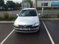 Vauxhall Corsa 1.4 SRI Rare