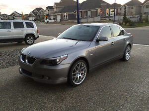 2006 BMW 530xi AWD - No Accidents, dealer serviced, one owner.
