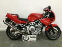 1996 Yamaha TRX850 TRX 850, Twin Cylinder, Original Example