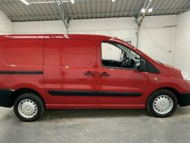 RED CITROEN DISPATCH 1.6 1000 L1H1 ENTERPRISE HDI *BUY FROM £177 P/MONTH*