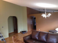Interior Painting Services starting at $0.30/Sq Ft