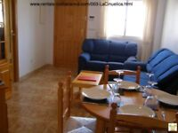 Costa Blanca, Spain. 2 bed apartment, WI-FI, A/C, English TV, Southerly, sleeps up to 6 (003)