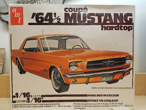 1964 1/2 MUSTANG  MODEL BY AMT  1979