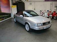 1999 Audi Cabriolet V6 CONVERTIBLE Petrol Manual