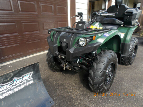 Used 2011 Yamaha Kodiak