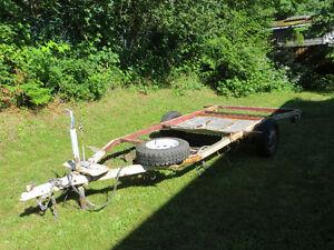 Camper frame for sale