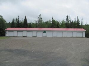 8 UNITS STORAGE FACILITY LOCATED IN DSL OF ST-LEONARD