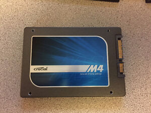Crucial M4 SSD 512GB $150 firm