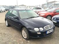 2001/Y Rover 25 1.4i Impression S LONG MOT EXCELLENT RUNNER
