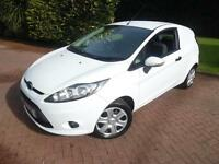 2012 Ford Fiesta 1.4TDCi SWB PANEL VAN WITH ELECTRIC PACK