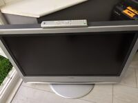 Sony Bravia HD 32 inch with remote