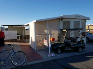For Rent-Park Model home in Yuma Az