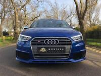 2017 (67) AUDI S1 2.0 QUATTRO TFSI IN A1 BLUE, BRAND NEW, LOVELY COLOUR!!!!!