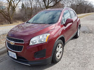 2014 Chevrolet Trax LT SUV/Crossover - Only 4,700 km +Warranties
