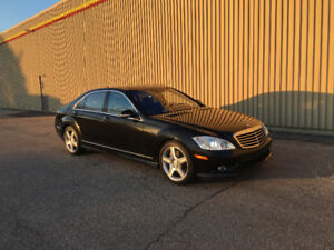 2009 MERCEDES S550 *** AMG PACKAGE ***$22,900 TPS INCLUS