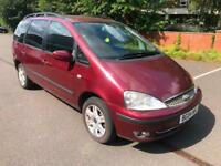 Ford Galaxy 1.9TDi 115ps Ghia. CHEAP 7 SEATER. VOLKSWAGEN ENGINE.