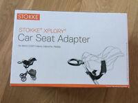 Stokke xplory car seat adapters