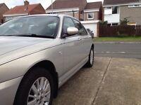 Rover 75 Diesel 55 reg low mileage