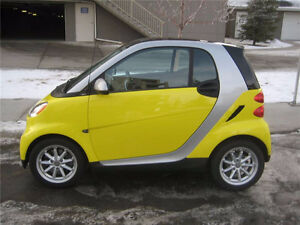 2008 Smart Fortwo Passion recently maintained