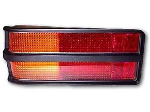 HOLDEN TAILLIGHT LENS ( BLACK ) TORANA LH LX SLR 5000 308 253 SS HATCH SEDAN SL