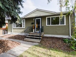 WESTMOUNT RENOVATED HOUSE WITH BASEMENT SUITE