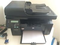 Printer/imprimante HP Laser scan,copy