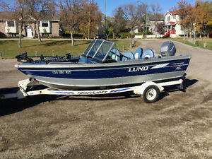 Fall priced 17' Lund