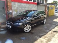 Audi a3 1.9 diesel special edition 56