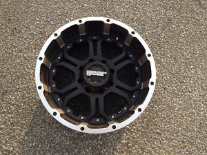 20 inch  gear rims   for  dodge truck