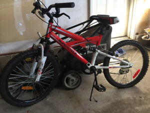 "16"" boy's bicycle"