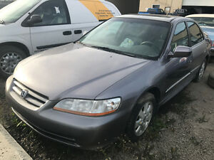 2001 Honda Accord lx SUV, Crossover
