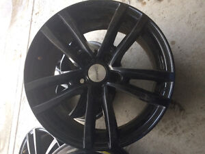 Mint 205/55/R16 Tires and Rims