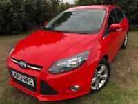Ford Focus 1.6 ( 125ps ) Powershift 2012MY Zetec