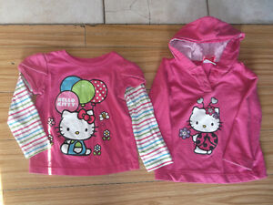 MANY OUTFITS FOR 2-3 YEAR OLD GIRL Dora Hello Kitty... Gatineau Ottawa / Gatineau Area image 8