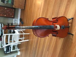 1/2 size Nagoya Suzuki cello