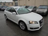 2011 Audi A3 1.6TDI Sportback Sport Finance Available
