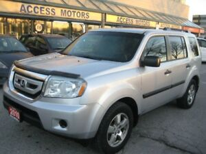 2010 Honda Pilot, AWD, Loaded, BEST PRICE, 3 Years Warranty