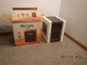 Life Pro Infrared Heater with remote