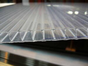 10mm Polycarbonate Roofing Sheet, Shed, Carport, Canopy, Lean To, ALL COLOURS!!!