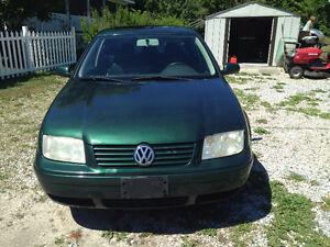 1999 Volkswagen Jetta TDI Sedan
