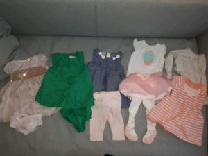 Baby girl lot 6-12 month