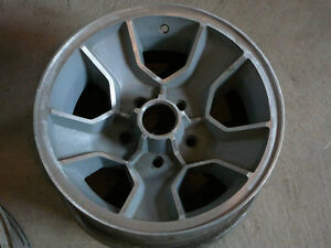 "monty carlo factory 15 x 7"" o.e.m. aluminum rims Kingston Kingston Area image 1"