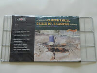 NEUF ** GRILLE DE CAMPING **