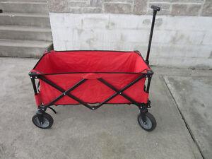 fold up wagon