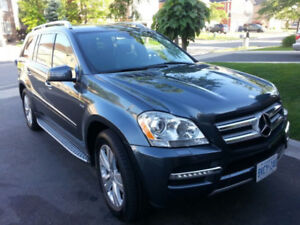 2011 Mercedes-Benz GL-Class Premium Fully Loaded SUV, Crossover