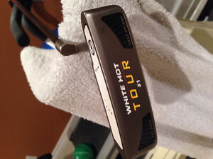 Odyssey White Hot tour #1 putter (RH)