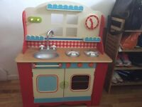 Early Learning Kitchen in good condition RRP £135