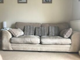 Harvey's 3 seater sofa